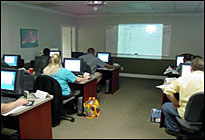 computer training facility in Atanta, Georgia